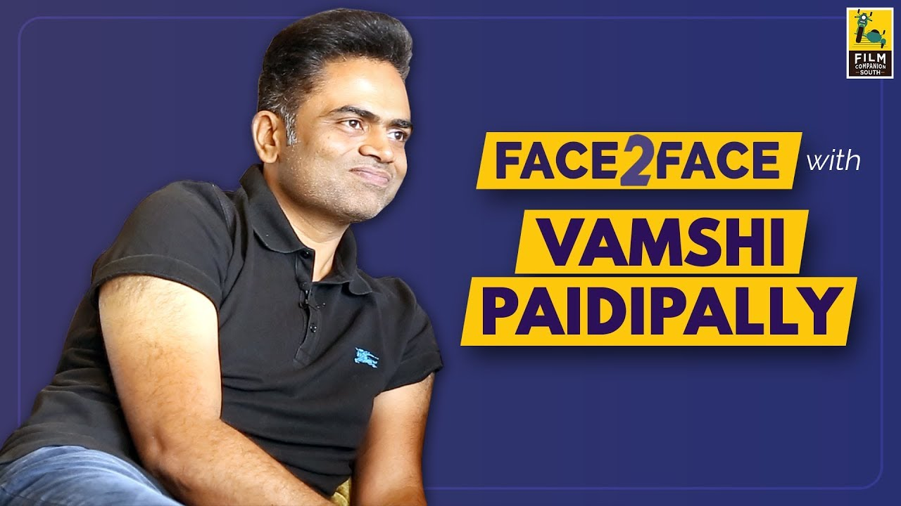 Download Vamshi Paidipally Interview With Hemanth Kumar   Face 2 Face