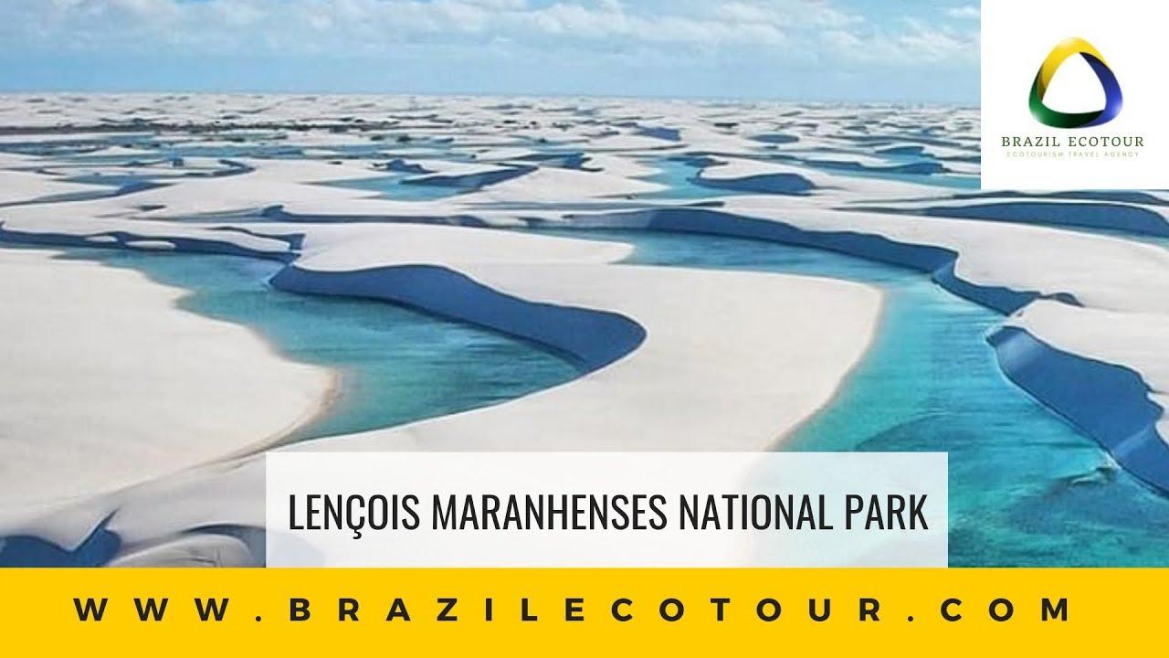 Lencois Maranhenses Brazil
