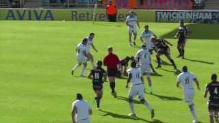 Highlights: Exeter Chiefs 26 - 29 Glasgow Warriors