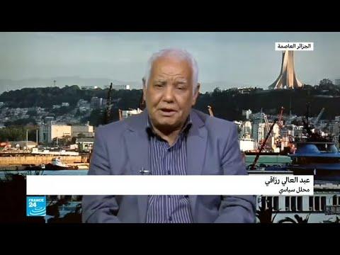 عبد العالي رزاقي: هناك نوع من التخويف لحدوث فراغ دستوري يوم 28 أبريل  - نشر قبل 2 ساعة