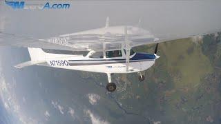Proper Spin Recovery - MzeroA Flight Training