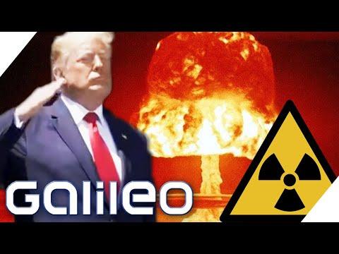 Atombomben In Deutschland! Wieso Lagert Donald Trump Sie Hier?   Galileo   ProSieben