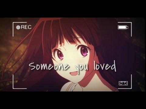 Nightcore - Someone You Loved - (Lyrics)