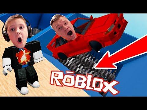 МАШИНКИ в ROBLOX Ломать не ЖАЛКО!!! Почему ИГОРЬ решил не разбивать ТАЧКИ?