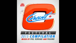 Circuit Festival Compilation 2015 - Pagano Continuous Mix