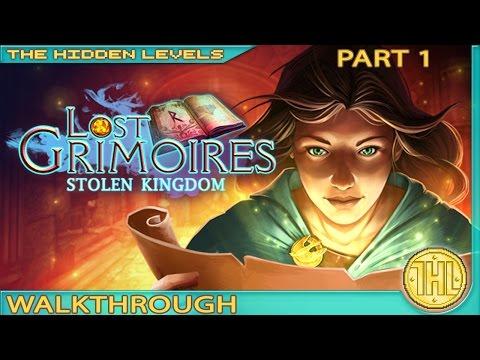 Lost Grimoires: Stolen Kingdom Full Walkthrough Guide Part 1