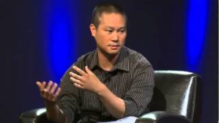 Tony Hsieh: How I Made Mike Moritz Do The Macarena