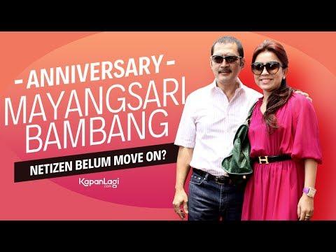 Anniversary Mayangsari - Bambang Sekaligus Syukuran Rumah Baru