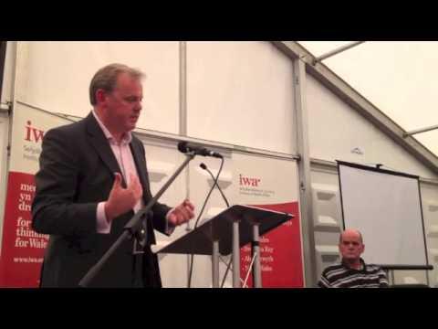 Darlith yr Eisteddfod IWA rhan 2 / IWA Eisteddfod lecture part 2