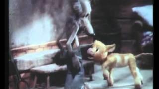 Советский мультик Волк и Телёнок