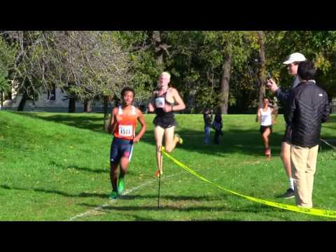 Boys Cross Country Regional at Chicago (St. Ignatius College Prep) — 2016