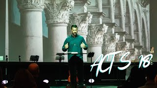 Acts 18 - Don't Stay Silent | The Bridge Church