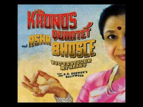 KRONOS QUARTETwith ASHA BHOSLE-you've stolen my heart