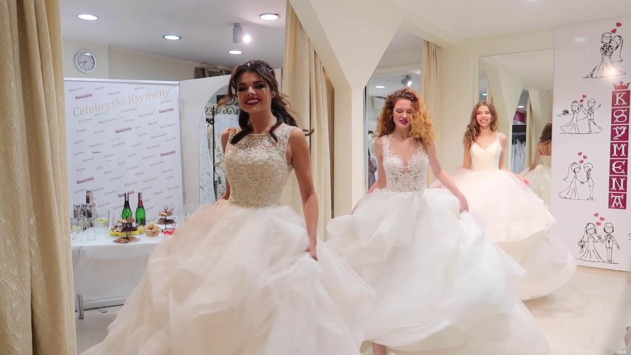 Suknie ślubne Kolekcja 2019 Youtube