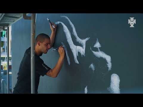 Conquista o Sonho - Street Art Episódio 5 by The Empty Belly