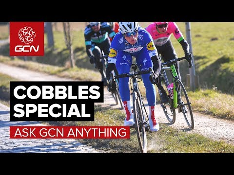 Cobbled Classics Special | Ask GCN Anything About Cycling