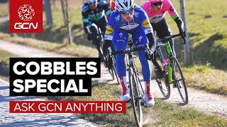 Cobbled Classics Special  Ask GCN Anything About Cycling