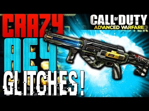 COD AW: Crazy AE4 Glitches | AE4 Turns into OHM | Must FIX! (COD AW Multiplayer Gameplay)