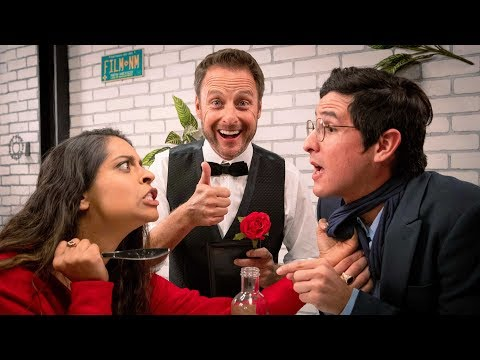 When Your Waiter Can鈥檛 Take a Hint (ft. Chris Harrison)
