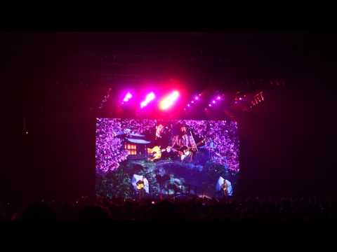 Free Falling  John Mayer Acoustic   Edmonton 2017