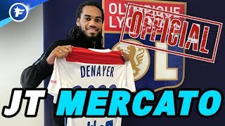 OFFICIEL : Jason Denayer signe à l'OL | Journal du Mercato