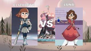 ELIZABETH vs LUNA (STARCO KIDS)