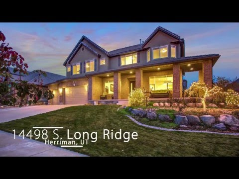 Herriman, Utah Home For Sale with Mother-in-Law Apartment.