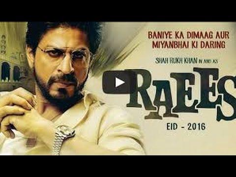 ''Raees'' Teaser - Shah Rukh Khan - Nawazuddin Siddiqui - Mahira Khan - EID 2016
