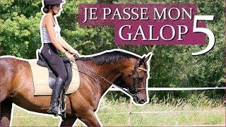 JE PASSE MON GALOP 5 ! - Quizz
