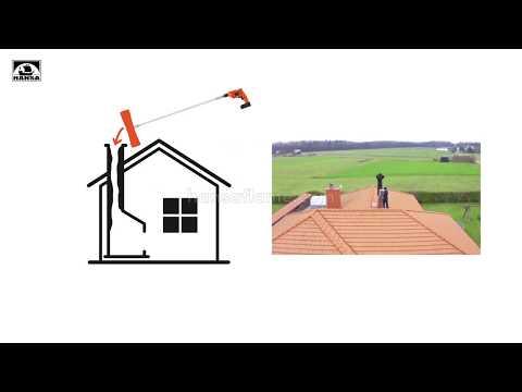 TORNADO – rotary chimney cleaning kit