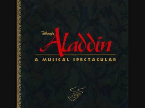 Disneys Aladdin: A Musical Spectacular  Prince Ali