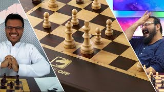 تعرف على أذكى لوح شطرنج في العالم (مع فيصل السيف)