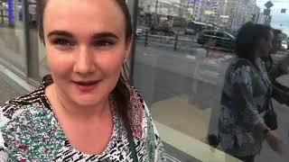 VLOG:СПб,магазин Дюкана/Покупки одежды/Гуляем