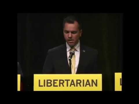 Austin Petersen booed for having a moral compass