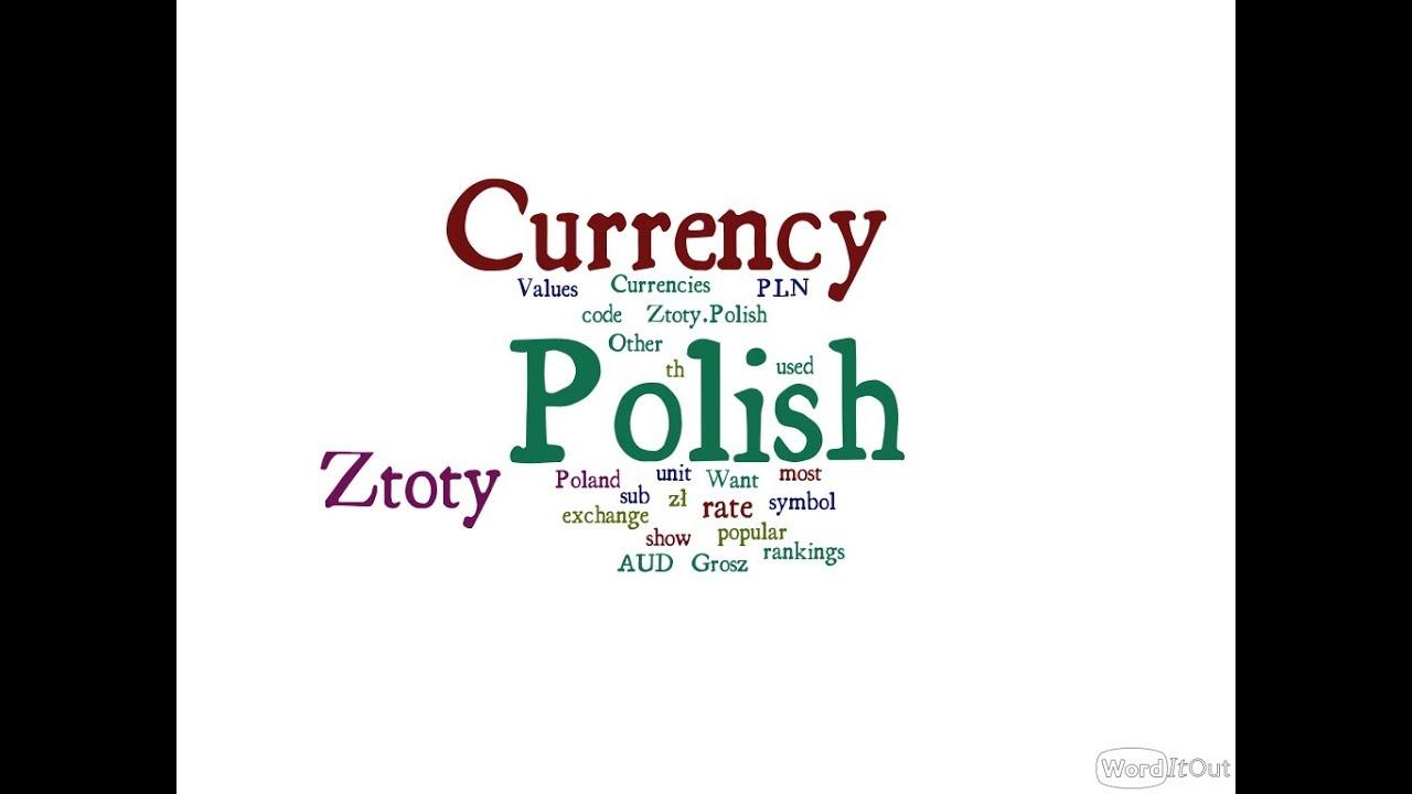 Polish Currency Ztoty Youtube