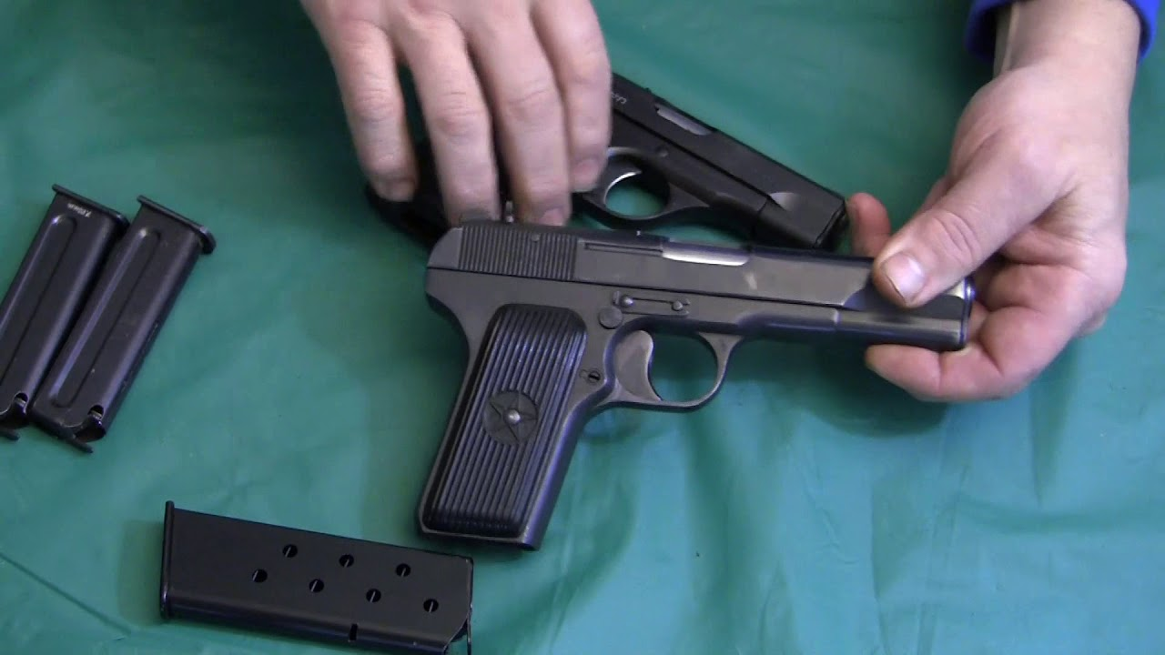 Zastava M70 Pistol 32 ACP from Aim Surplus an overview