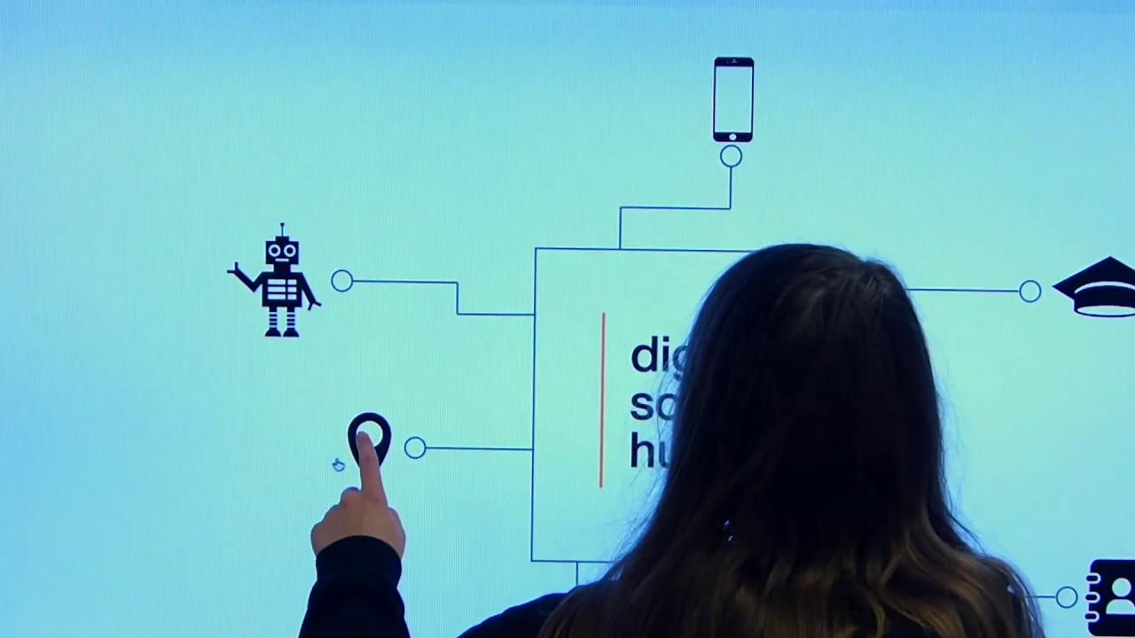 Digitaal Ecosysyteem -  Digital Society Hub - FILM