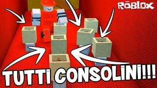 Roblox ITA - Ci nascondiamo con i consolini! - Blox hunt #77