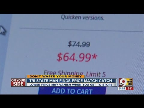 Price Match Catch: Some Websites Change Price Based On Location
