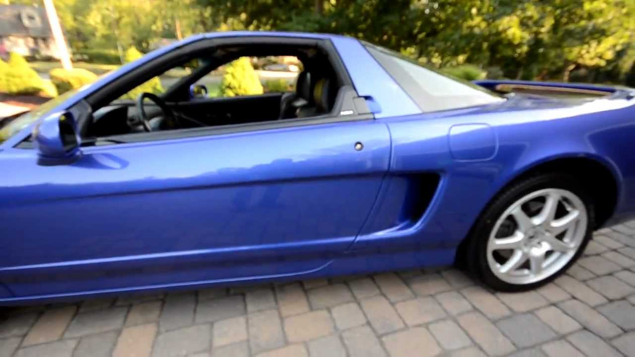 2000 acura nsx t long beach blue pearl 6 speed manual. Black Bedroom Furniture Sets. Home Design Ideas