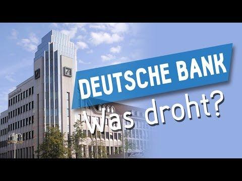 Deutsche Bank: Fusion? Zerschlagung? Was droht?