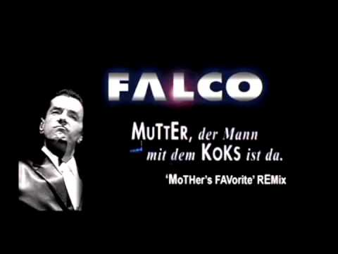 Falco - Mutter, Der Mann Mit Dem Koks Ist Da - Karaoke (instrumental version)