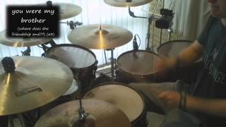 KoRn - Ball Tongue (drum cover)