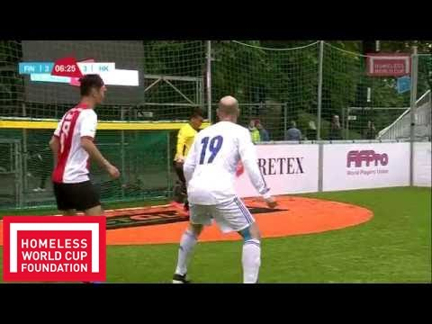 Oslo 2017 - Men's Globe 5th and 6th Place - Finland v Hong Kong