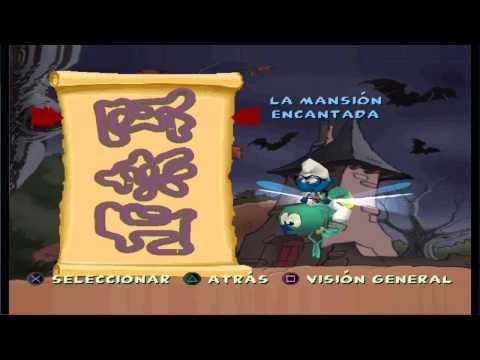 Playstation (PSX) - [11] - 3, 2, 1, Smurf! My First Racing Game