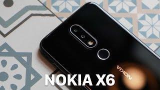 Trên tay Nokia X6 tại Việt Nam: mặt lưng đẹp, nhiều tính năng thông minh