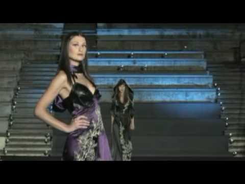 "collezione donna couture winter 2010 ""the banshee"" by Giovanna Tringali"