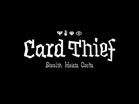 CARD THIEF Game Trailer (iOS Android)