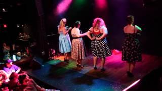 Burlesque Fever: Seaside Rendezvous