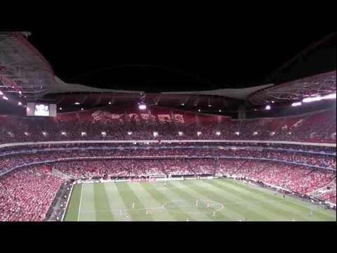 OneMinute - Estádio da Luz - Benfica Stadium Lisbon - UEFA Champions League